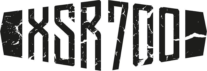 XSR700 logo