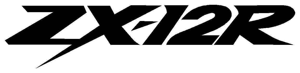 ZX-12R logo