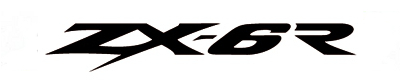 ZX-6R Logo