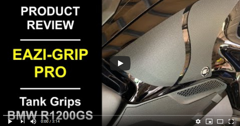 Eazi-Grip for BMW R1200GS Review