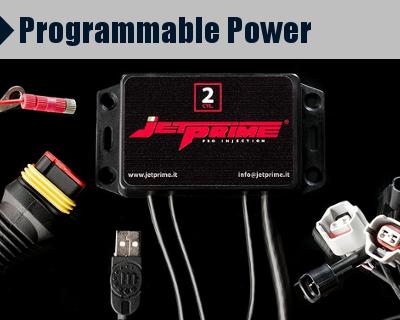 Jetprime Control Unit Programmable Power Module