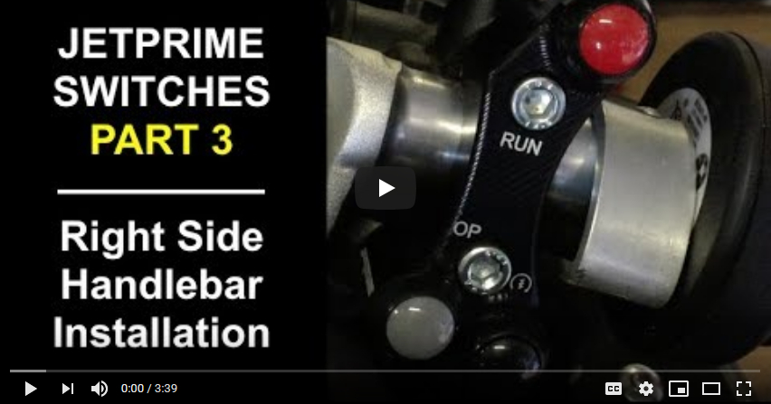 Jetprime Switches for BMW S1000RR Review Pt3