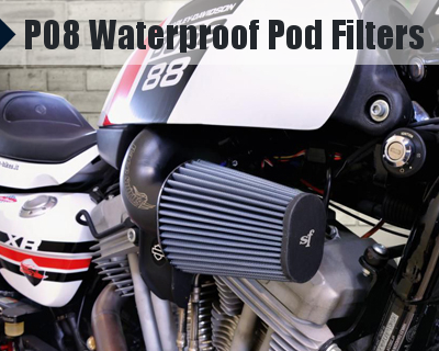 Sprint Filter P08 Waterproof Pod Filters