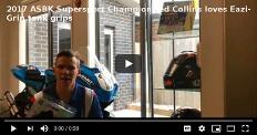 Ted Collins talks Eazi-Grip