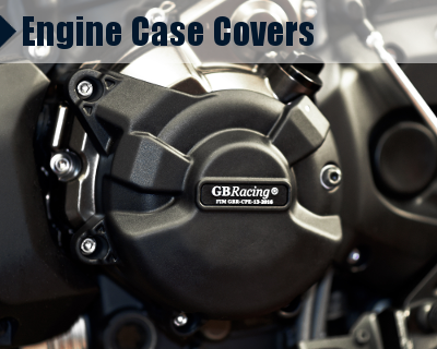 GBRacing Engine Case Covers