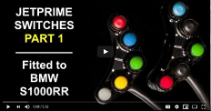 Jetprime Switches for BMW S1000RR Review Pt1