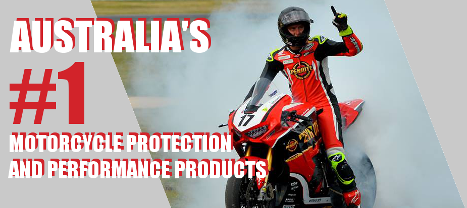 Australia's #1 Motorcycle Protection and Performance Products
